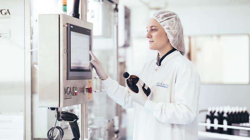 Le spécialiste des produits homéopathiques renoue avec la croissance au 2e trimestre