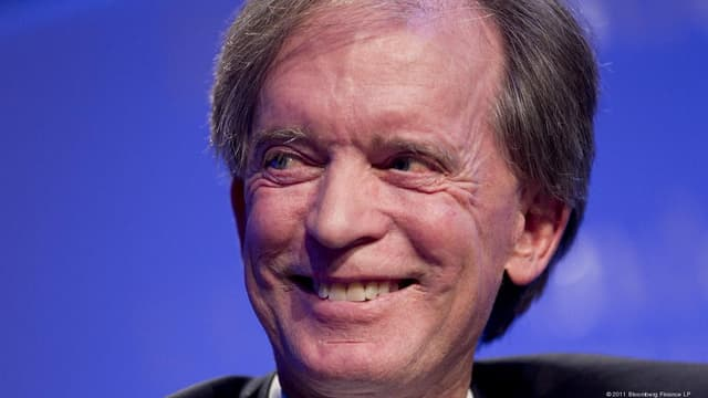 Bill Gross, l'emblématique ancien patron du fonds géant Pimco, et l'un des acteurs majeurs de ces turbulences de marché, où se jouent tout de même les capacités de financement des états de la Zone Euro