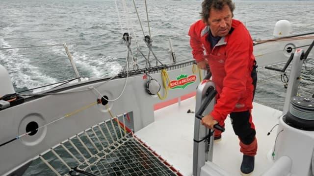 A 54 ans, Lionel Lemonchois (prince de Bretagne) est double vainqueur de l'épreuve.