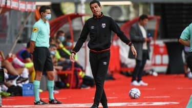Sylvain Didot n'est plus l'entraîneur de Guingamp