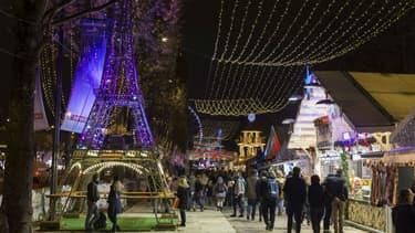 La mairie de Paris n'a pas renouvelé sa convention avec Marcel Campion, organisateur du marché de noël des Champs-Elysées.