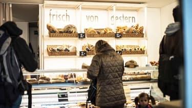 La boutique  Äss-bar  de Zurich.
