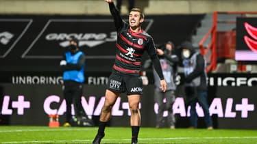 Le Toulousain Thomas Ramos a rejoint de le XV de France cette semaine