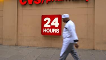 CVS Health possède plus de 9700 pharmacies aux États-Unis.