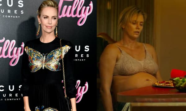 """Charlize Theron dans """"Tully"""""""