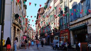 La ville de Bayonne. (Photo d'illustration)
