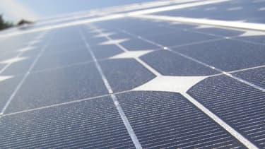 La France totalise 4.500 mégawatts de panneaux solaires.