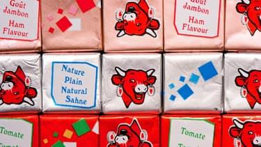 La marque de fromage la Vache qui rit a été créée en 1921.