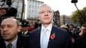 Julian Assange à son arrivée à la Haute cour de Londres, mercredi. La justice britannique a confirmé la décision d'extrader le fondateur du site WikiLeaks vers la Suède, où il doit être entendu dans le cadre d'enquêtes sur des faits de viol et agression s