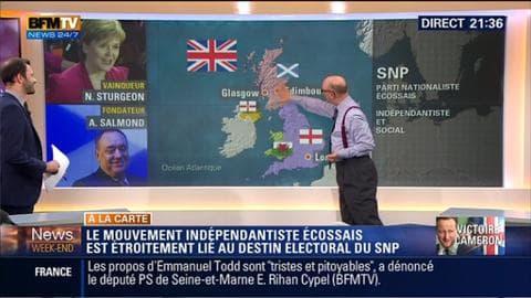 Harold à la carte: Le SNP devient la troisième force politique du Royaume-Uni au Parlement