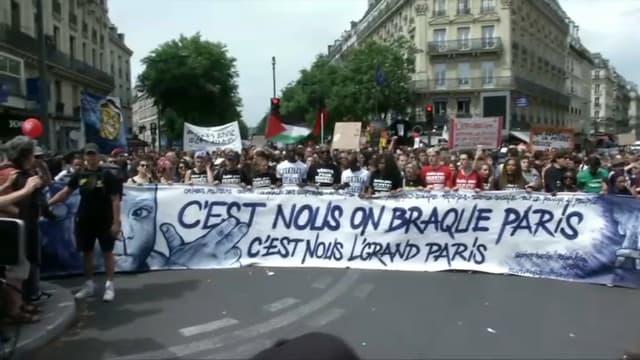 Marée populaire à Paris le 26 mai 2018