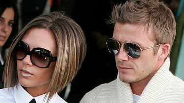 Les Beckham, ici en 2009.