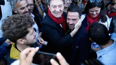 En 2014, Jean-Luc Mélenchon avait accueilli l'ancien trader Jérôme Kerviel à la Fête de l'Huma.