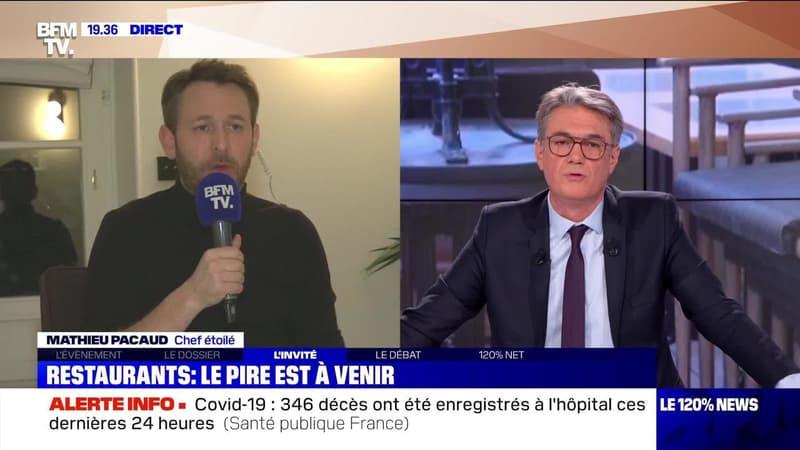 Mathieu Pacaud: «Ce qui est compliqué pour nous, c'est le yo-yo, ouvrir et fermer» -  21/01