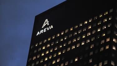 Les pertes d'Areva atteignent 4,8 milliards d'euros pour 2014.