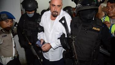 Serge Atlaoui qui s'est vu infliger la peine de mort en 2007.