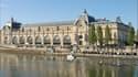 """Vue du musée d'Orsay, à Paris, où une famille pauvre a été exclue samedi 26 janvier à cause de son """"odeur""""."""