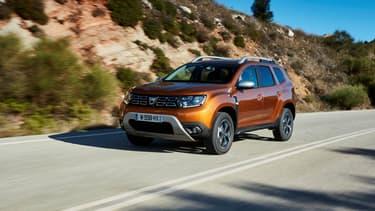 Depuis le début de l'année, le Dacia Duster est vendu à plus de 80% en motorisation diesel.