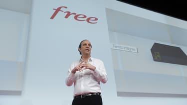 Xavier Niel a choisi le prix symbolique de 29,99 euros par mois, qui a fait son succès, pour sa nouvelle box Freebox mini 4K, lancée ce 10 mars 2015