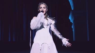 Madonna au MET Gala 2018