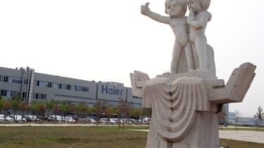 Haier assure être la première marque mondiale d'électroménager, devant Whirlpool et Electrolux.