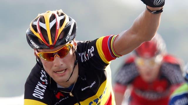 Tom Boonen rêve d'une troisième Ronde...