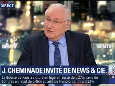 """Jacques Cheminade: """"Je rejette ce qu'est devenue l'Union européenne"""""""