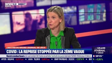 """Agnès Pannier-Runacher sur la taxe au poids des véhicules: """"l'enjeu est d'équilibrer les choses entre les Allemands et les Français"""""""