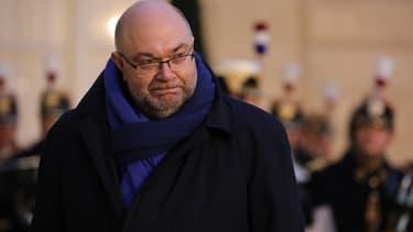 Stéphane Travert, le ministre de l'Agriculture
