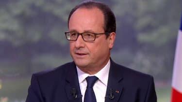 Le président de la République a promis de faire baisser l'impôt des classes moyennes