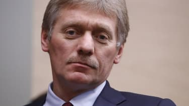 Dmitri Peskov, le porte-parole du Kremlin.