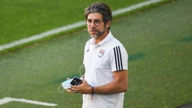 Juninho, directeur sportif de l'OL