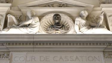 Vue de la Cour de cassation à Paris (image d'illustration)