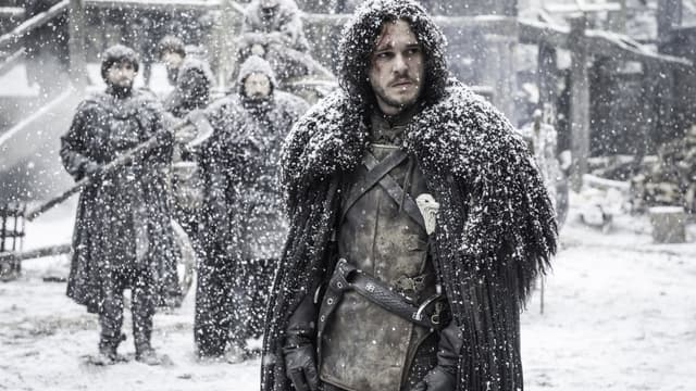"Kit Harington dans ""Game of Thrones""."