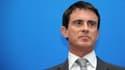 Manuel Valls le 4 décembre 2014 à Paris.