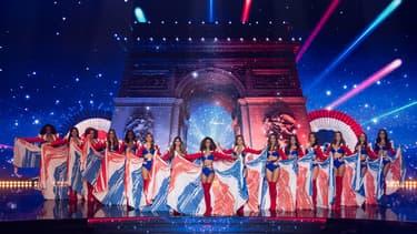 La cérémonie Miss France 2021