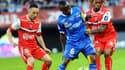 Les joueurs de Troyes sont relégués en Ligue 2