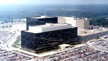 A Fort Meade, le quartier général de la NSA.
