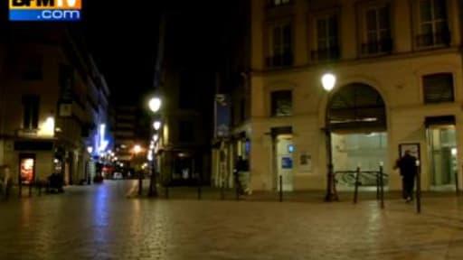Le passage du Havre, à Paris, où a eu lieu l'agression de Clément Méric.