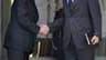 Le président Nicolas Sarkozy a reçu lundi matin son Premier ministre François Fillon pendant plus d'une heure pour tirer les leçons des élections régionales et préparer un remaniement dont l'ampleur est incertaine. /Photo prise le 22 mars 2010/REUTERS/Phi