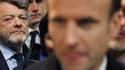 Jean-Louis Borloo deveint le président du conseil d'administration de Huawei France. Ex-minsitre de Nicolas Sarkozy, il est également un proche d'Emmanuel Macron