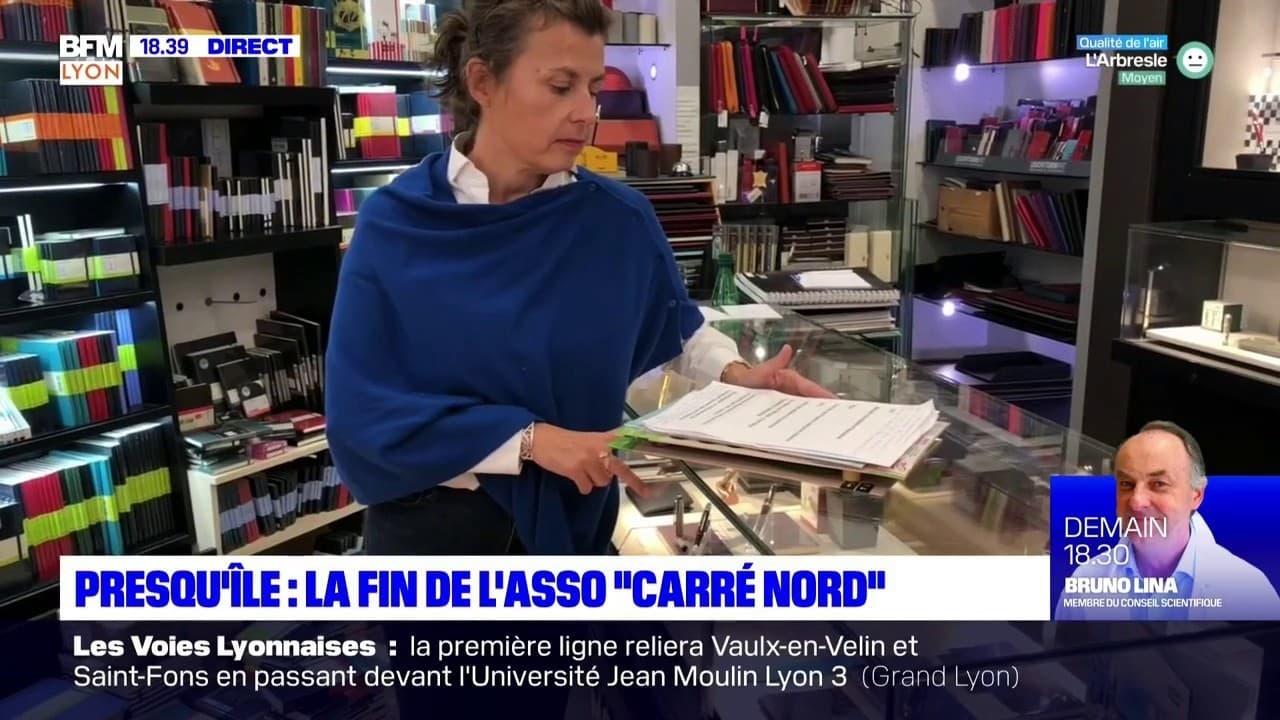 """Presqu'île : la fin de l'association """"Carré nord"""""""
