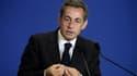 """Nicolas Sarkozy estime qu'il n'y a """"que des mauvaises solutions"""" à la crise grecque."""