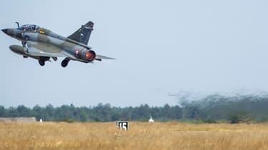 Un Mirage 2000N de l'escadron 2/4 « La Fayette » de la base aérienne 125 d'Istres. (PHOTO D'ILLUSTRATION) - Sirpa AIR