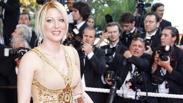 Loana à Cannes en 2009