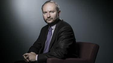 Julien Bargeton, élu sénateur à Paris sous l'étiquette La République en marche