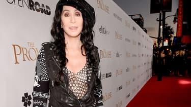 Cher en avril 2017