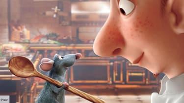 Le film Ratatouille est sorti en 2007.