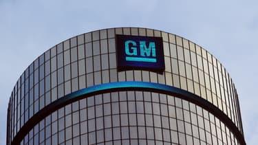 Rappel de voitures chez GM.