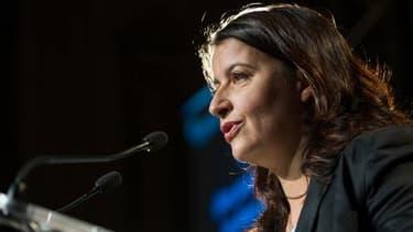 Cécile Duflot a provoqué l'ire des professionnels de l'immobilier.